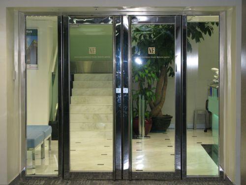 防火玻璃門